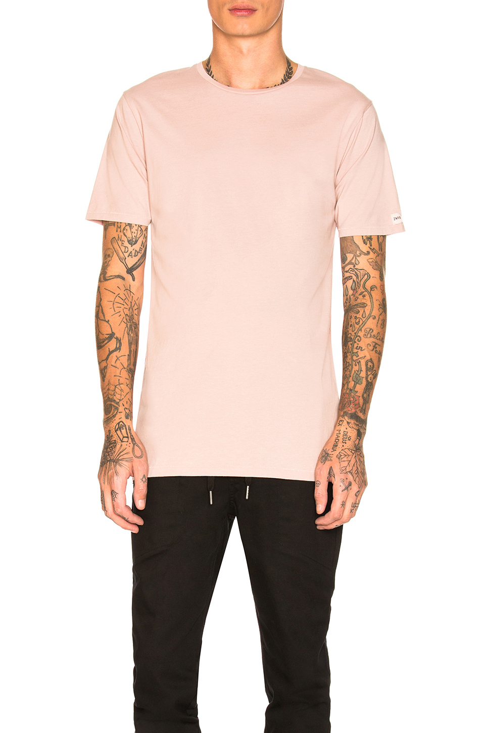 Zanerobe Flintlock Tee in Pigment Quartz