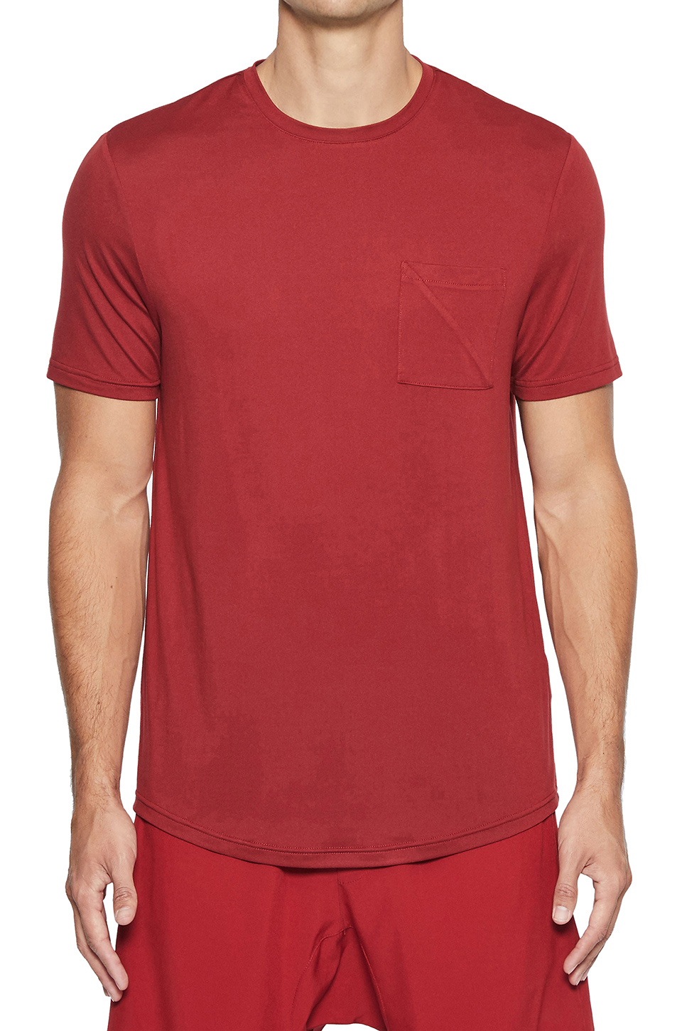 Grand AC Jonas Tee in Red