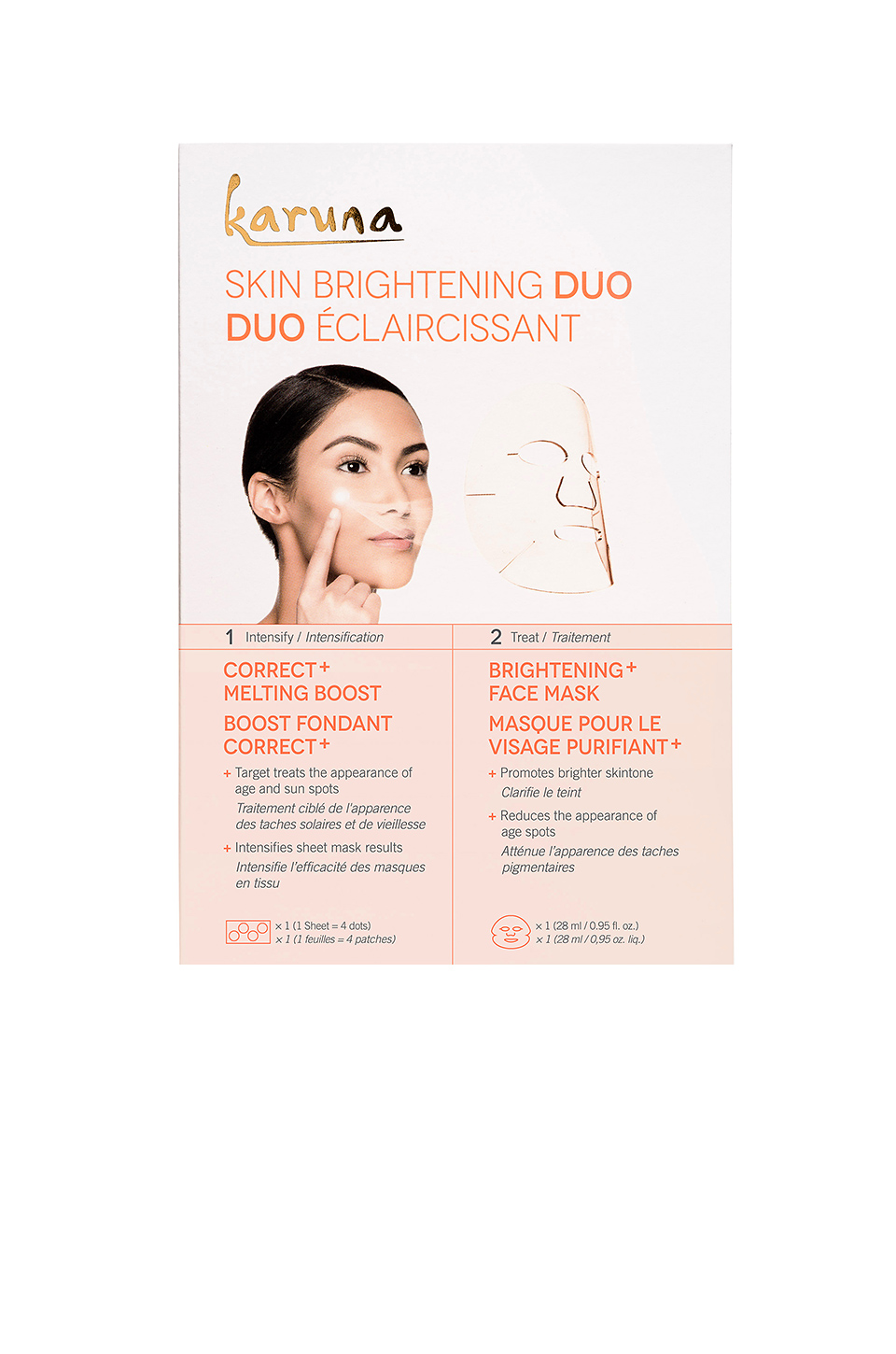 Karuna Skin Brightening Duo in
