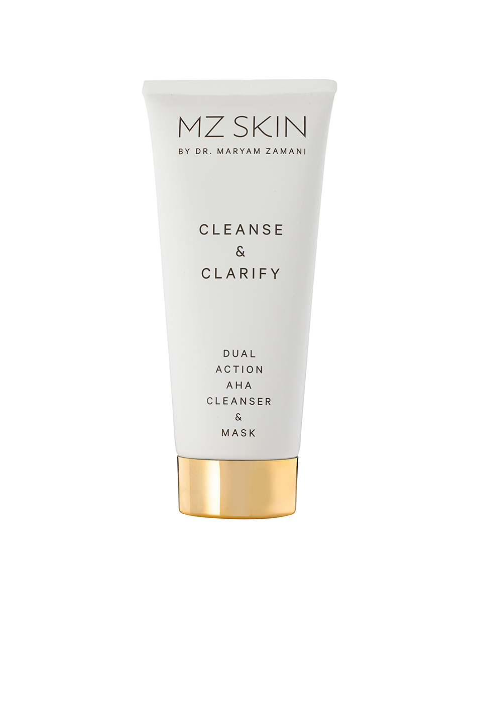 MZ Skin Cleanse & Clarify Dual Action AHA Cleanser & Mask in
