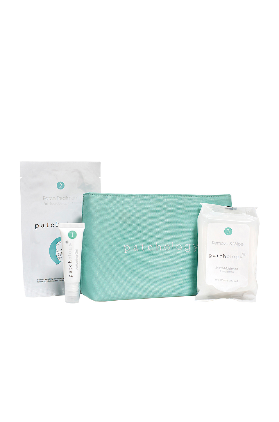 Patchology Energizing Eye Kit 4 Treatments in