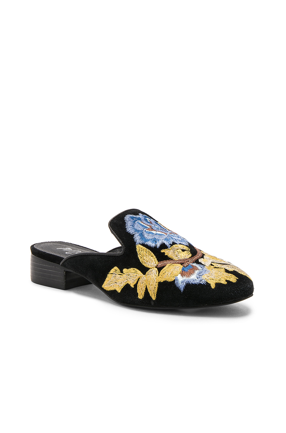Matisse Bianca Mule in Black