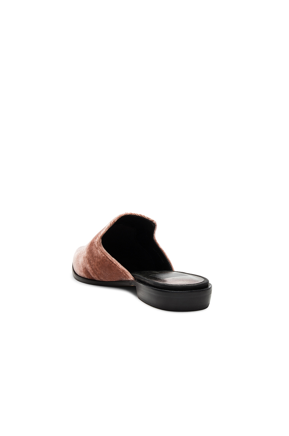 Dolce Vita Holli Slide in Rose Velvet