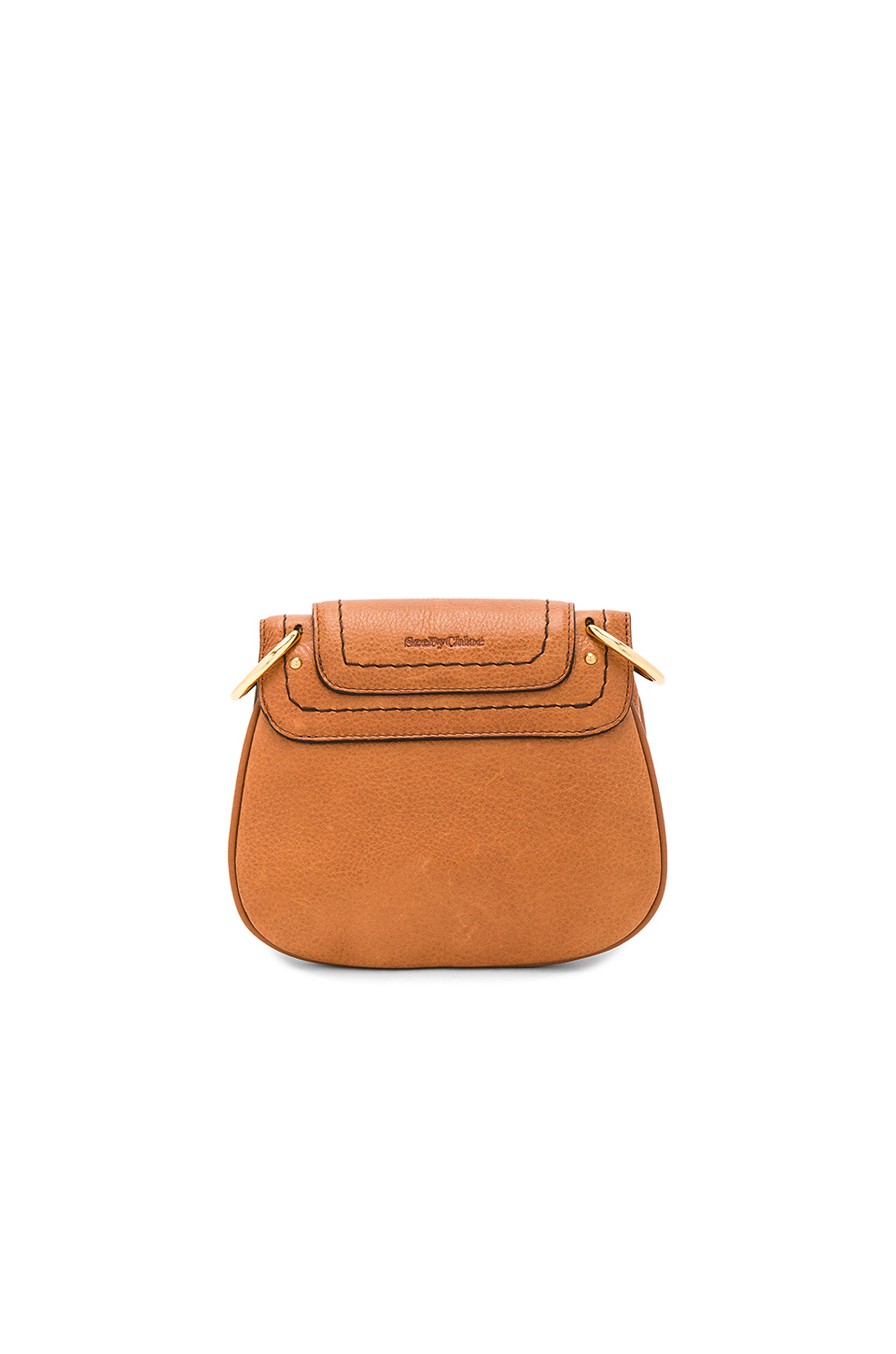 71d33dd5 See By Chloe Suzie Small Crossbody Bag in Caramelo